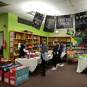 Poquoson Middle Book Fair