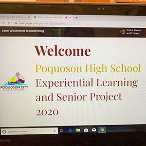 PHS Experiential Learning and Senior Project