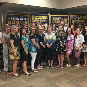 New Teachers' welcome