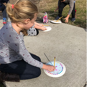 Creating and Learning through Sundials